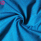waterproof long hair fleece fabric for kids softshell jacket