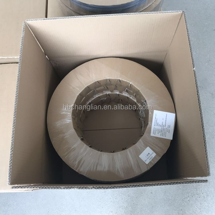 co-extruded EPDM rubber gasket