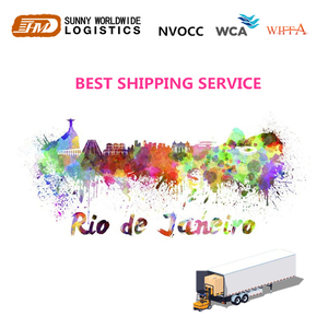 Air Shipping Cargo Freight Service China Best Agent to Rio De Janeiro Brazil