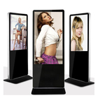 43 inch digital signage touch screen kiosk advertising video display