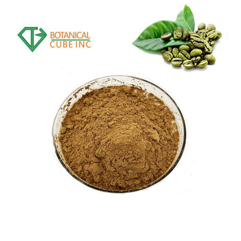 Top Grade Super Slimming Chlorogenic Acid 50% Green Coffee Bean Extract