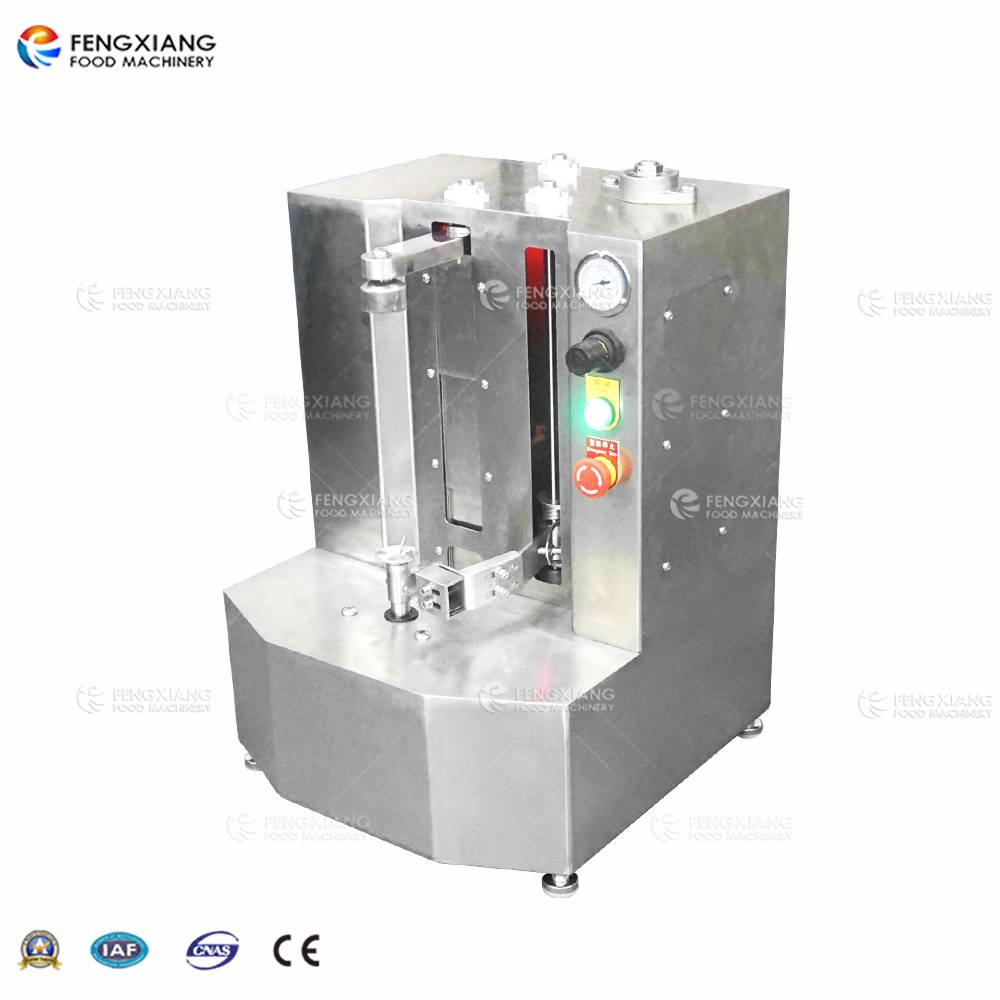 Small Desk-Top Automatic Melon Papaya Peeling Machine For Fruits