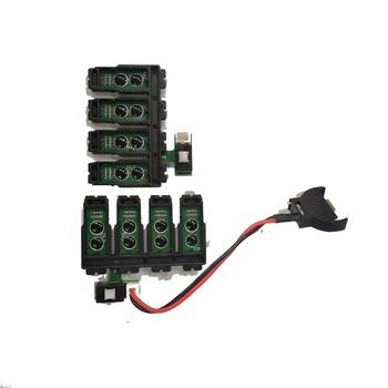 T691 4C universal  reset chip compatible epson printer  tank cartridge   CISS chip for epson  CX7400