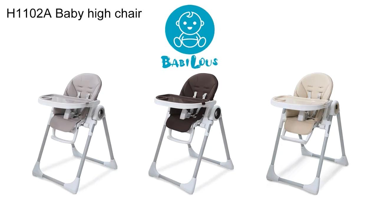 제조 oem 수락 아기 높은 의자 아기 먹이 의자 아이/어린이