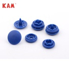 Kam Wholesale plastic Snap Button in stock For Clothes