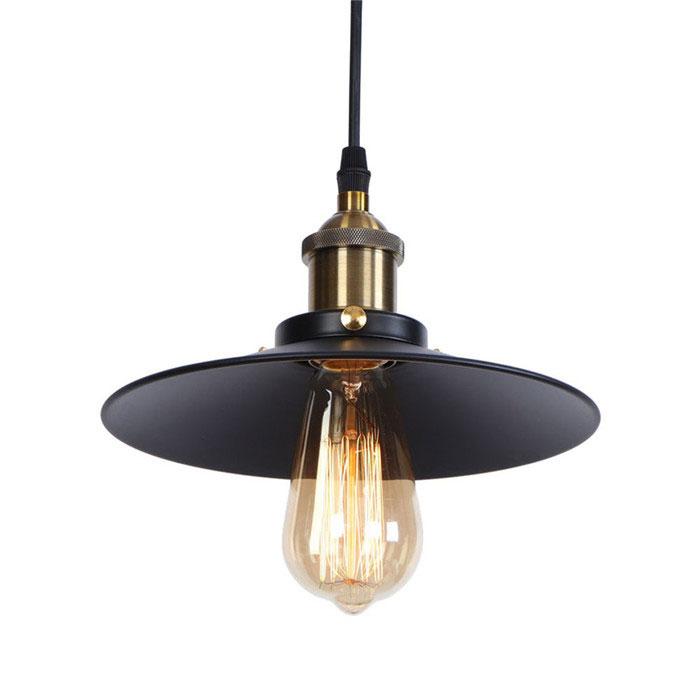 Europese Stijl Iron Made Eetkamer Retro Lamp Loft E27 Lamp Industriële Verlichting Kroonluchters Vintage Hanglamp