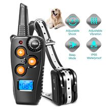 2019 amazon top selling anti bark dog training collar with remote TBI PRO