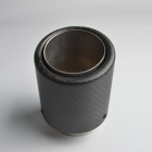 Car Stainless Steel exhaust muffler tip for Racing car