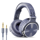 Oneodio Studio Headphones With Mic Super Bass 50mm Driver HIFI Wired DJ Headphone