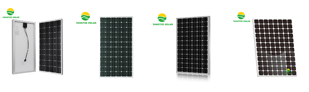 TERBAIK 10 Alibaba Supplier 350 W 400 W 500 W PV Panel Surya Mono