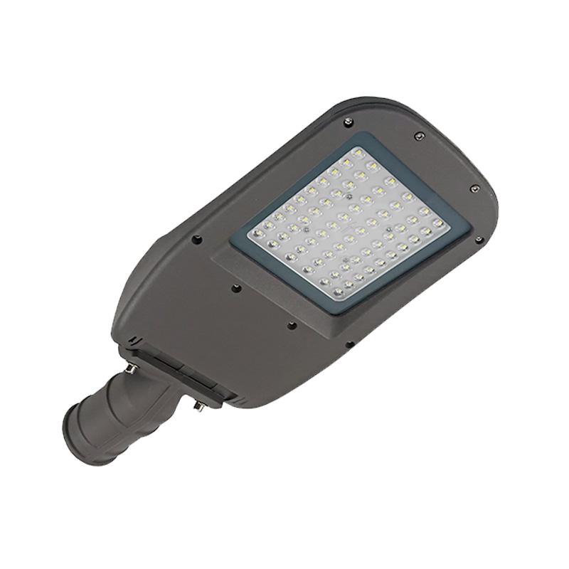 led street light 100w for garden with lens miniature zhongshan AC 220v led street light housing price list