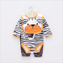 Frühling baby kleidung 0-1 jahre alt baby overall set