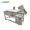 Labor saving frying pan machine/ fried banana machine