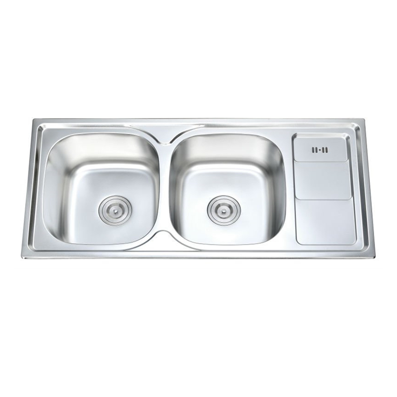 12 Inch Deep Drop In Kitchen Sinks With Fitting Drainboard 100x46cm Buy 12 Inch Deep Drop In Kitchen Sinks Kitchen Sink Fitting Stainless Sink With Drainboard Product On Alibaba Com