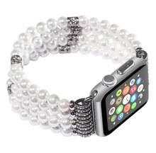 Модный ремешок для apple watch 38 мм 42 мм серия 1 2 3 4 5 Роскошный дизайн агата 40 мм 44 мм ремешок для iwatch(Китай)