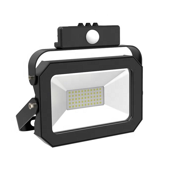 Hareket sensörü 10W 30W 100W 150W açık lineer Led projektör