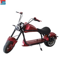 EEC Europe Warehouse Stock Electric CityCoco Motorcycle Scooter 1500w  Citycoco