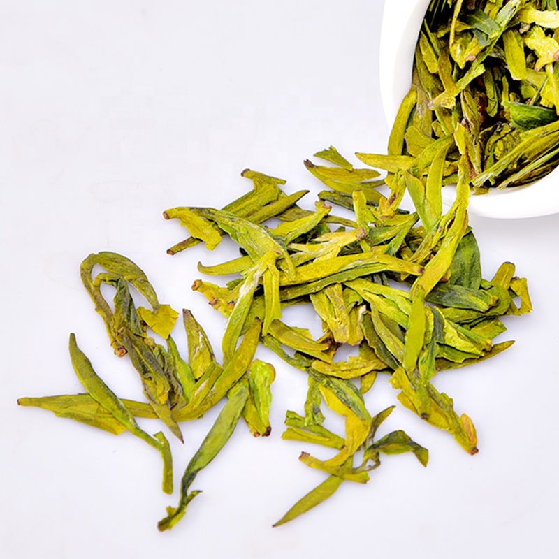 Chinese Famous Dragon Well Dried Organic Tea Hangzhou Longjing Green Tea - 4uTea | 4uTea.com