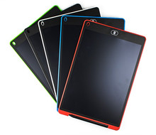 12 inch E-Note Papierloze LCD schrijfbord memo pad 12 inch LCD <span class=keywords><strong>Schrijfblad</strong></span>