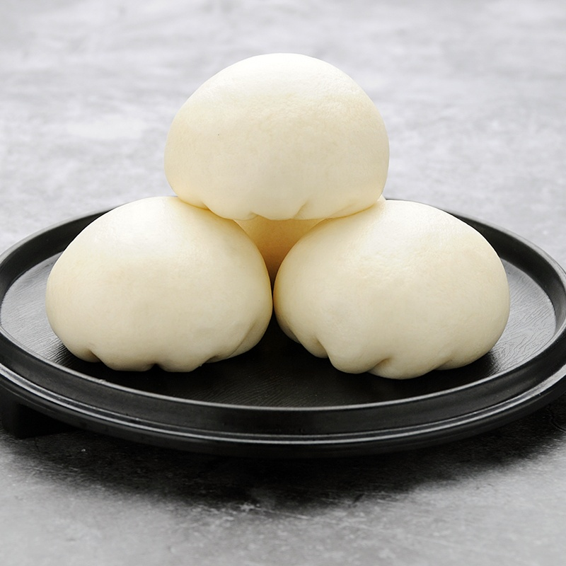 Huiyang Frozen Chinese Food Steamed Creamy Custard Bun; Instant food Cantonese dim sum