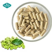 Health Care Products Natural Slimming Capsule Green Coffee Bean Extract Capsule for Loss Weight Slimming