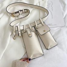 Сумка Desinger из искусственной кожи для женщин 2020 женская сумка трендовая поясная сумка женские сумки для телефона нагрудные сумки(Китай)