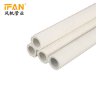 Welding Plastic Ppr Pipe Wholesale High Quality PN20 PN25 20mm-110mm Ppr-al-ppr Pipe Aluminum Plastic Tube Ppr Plumbing Pipe