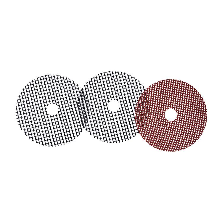 China Complete Production Line Cutting Disc Fiberglass Mesh Net