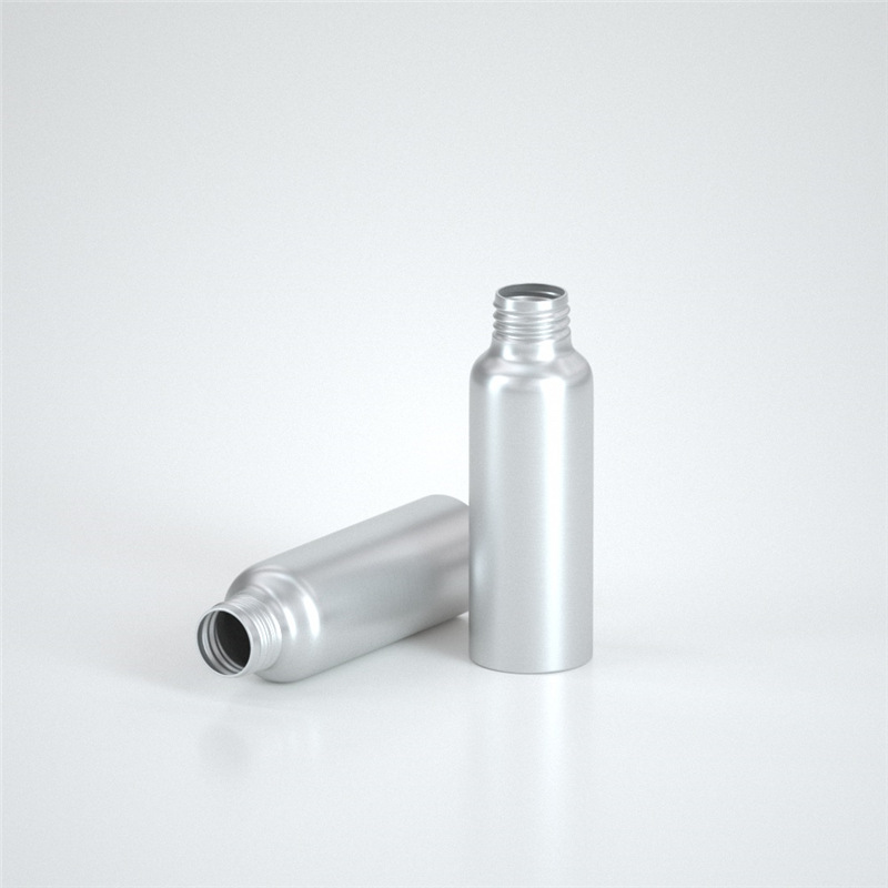 Empty lotion cosmetics drink sports diffuser copper shampoo spray metal stainless steel water perfume pump aluminum bottle