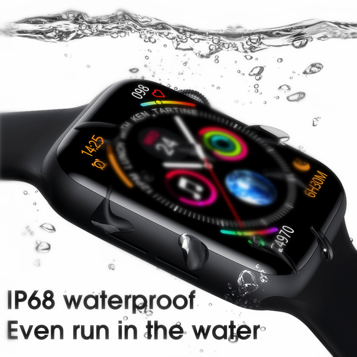 2020 Groothandel Serie 6 Smartwatch Iwo Bt Call W26 Smart Horloges Reloj Sport Waterdicht Hartslag Smart Horloge Voor Android ios