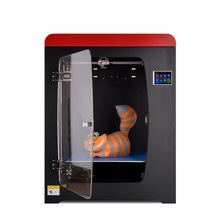 Huafast plus size 3d printing printer 2019 3.2 TFT touch screen 3d drucker CV power <span class=keywords><strong>fout</strong></span> afdrukken Desktop Frame