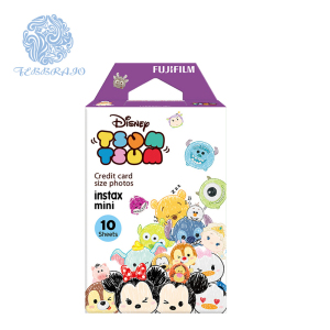 travel items Fujifilm instax mini film tsum tsum limited edition single pack 10 sheets instant film