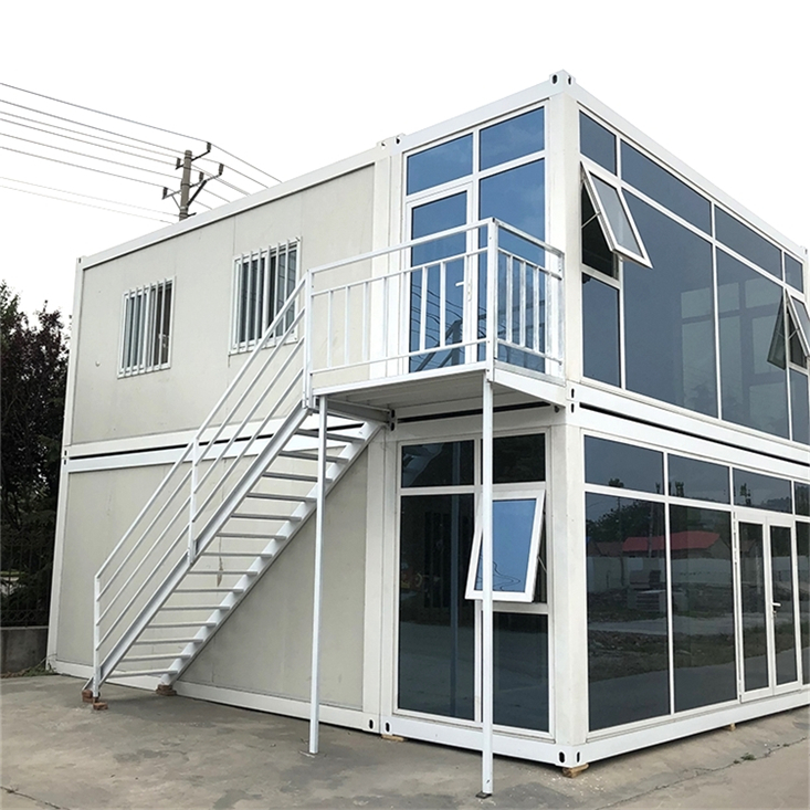 Low cost and comfortable prefab house prefabricated