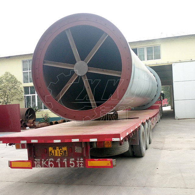 Active limestone lime rotary kiln for sale lime production processing plant line