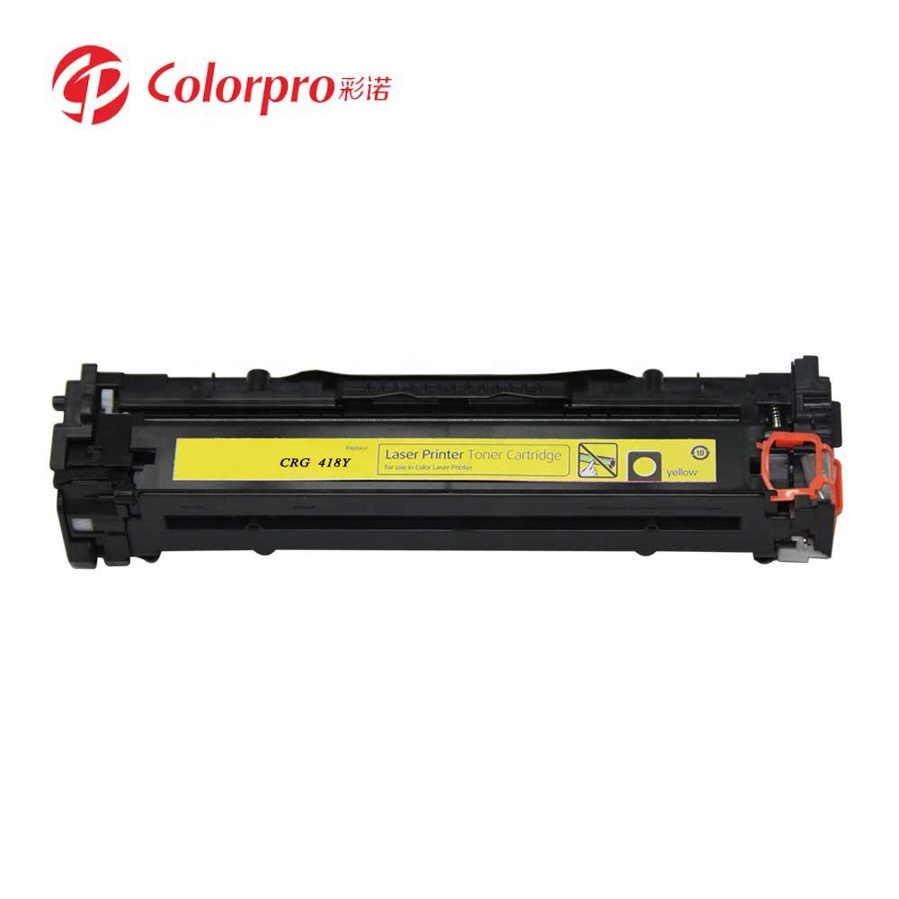 Replacement Cartridge Toner For Canon 8350 CRG-418 CRG418 Status Bulk Packaging Feature Origin Type Full Warranty