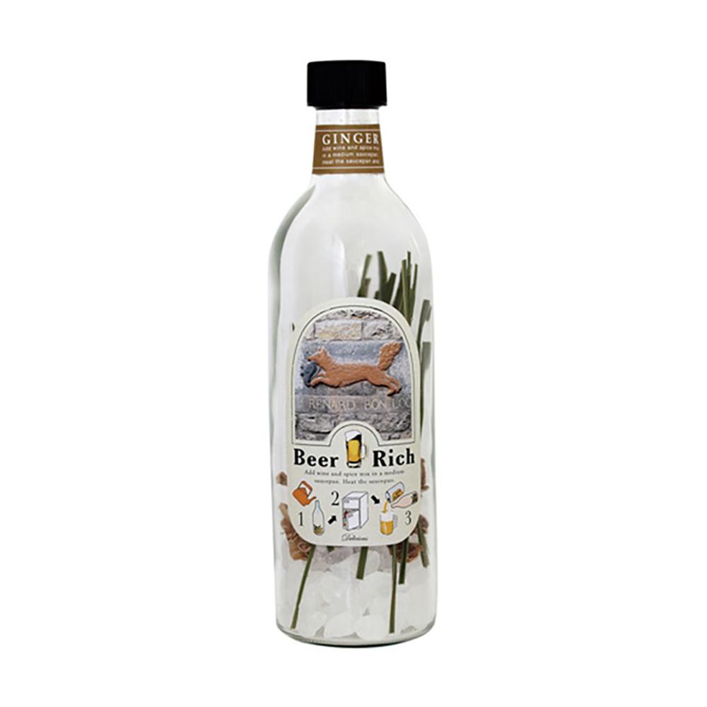 サングリアデザートワインビール瓶混合スパイスドライフルーツカクテル