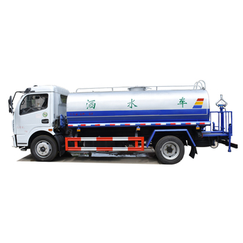 China Famous Brand DFAC 6m3 Water Truck Tank for Export