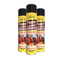 Super 650ml universal foam cleaning agent car cleaning foam spray