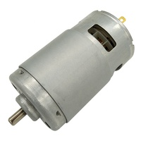 RS997 High Power Gardening Tool 12v 24v Brush DC Motor