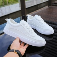 sh11063a White and black color man shoes 2020 spring shoes men casual sneakers