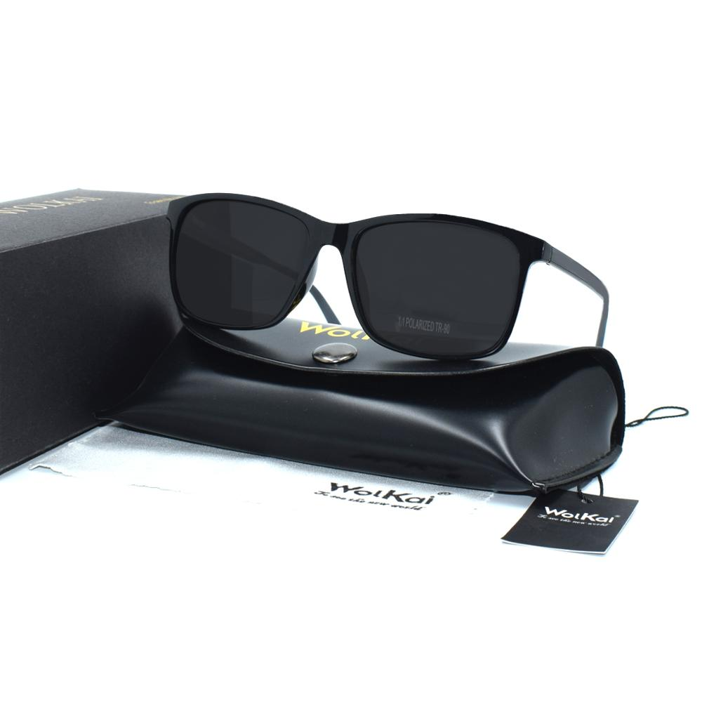 Polarized Lens TR90 Frame Mens and Women Retro Sunglasses UV400 Fashion Designer Sports Travelling Sun Glasses