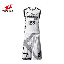 Near Me White Custom Basketball Wear Clothes Best Wholesale Blank Basketball Jerseys