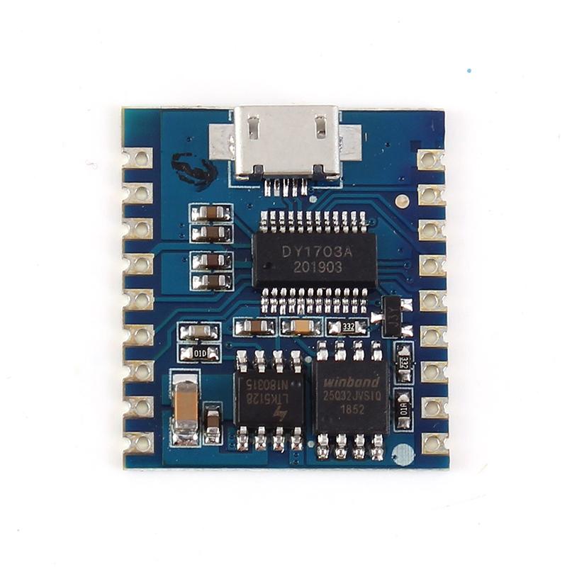 5W Mini MP3 Player Voice Module IO Trigger USB Download Flash Audio Module