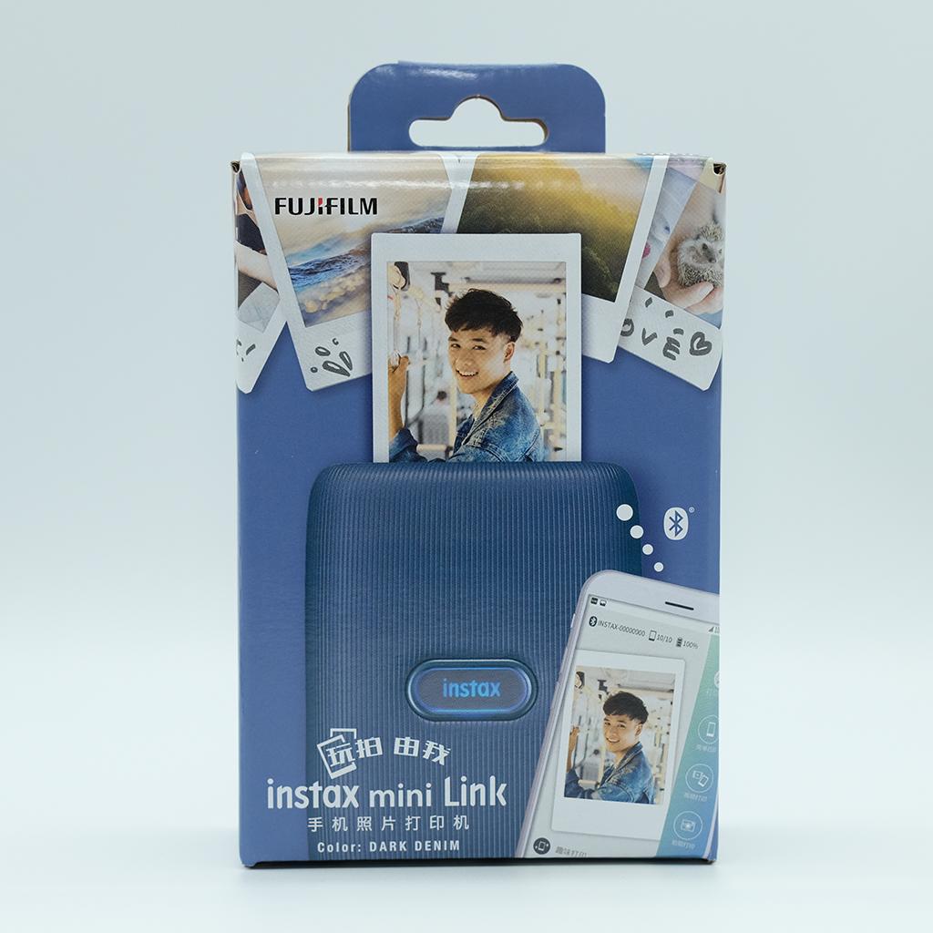 Fujifilm Instax Mini Link Smartphone Photo Paper Fuji Film Printer For iPhone Samsung Huawei Xiaomi Mobile Phone Photo Printer