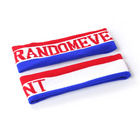 hot sell Elastic custom kids knit sports headband with own logo