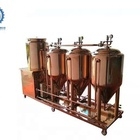 Operating Brewing Machine 100L Easy Operating Home Brewing Machine For Sales