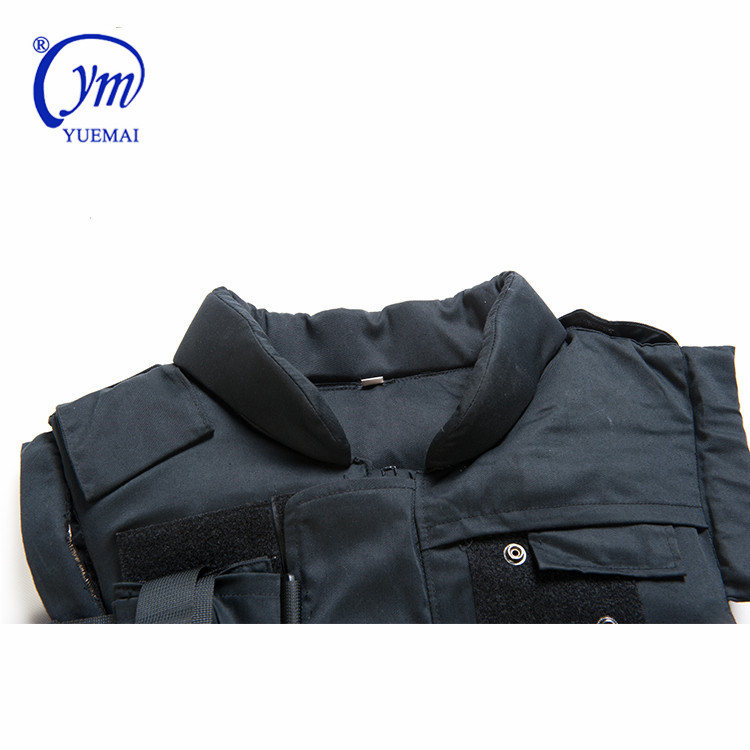 Military Army Wholesale Yuemai Custom Logo Military Combat Bulletproof Vest Tactical Ballistic Stab Bullet Proof Vest
