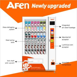 AFEN large capacity socks vending machine for packed clothes small vendor machine carbonated beverage vending machine