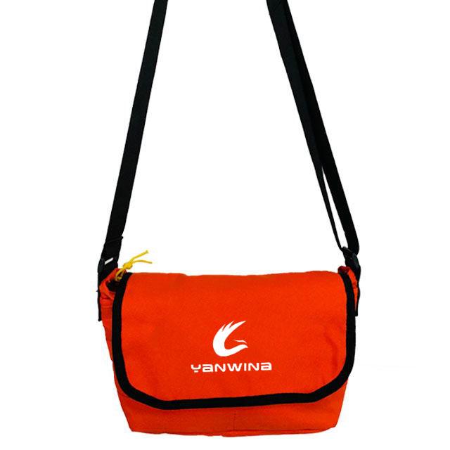 Trendy classy classic cool cross body crossbody bag custom waterproof canvas shoulder men women blank messenger bag