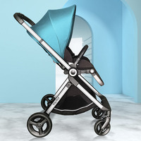 Car seat stroller combo baby stroller high landscape prams with australian standards